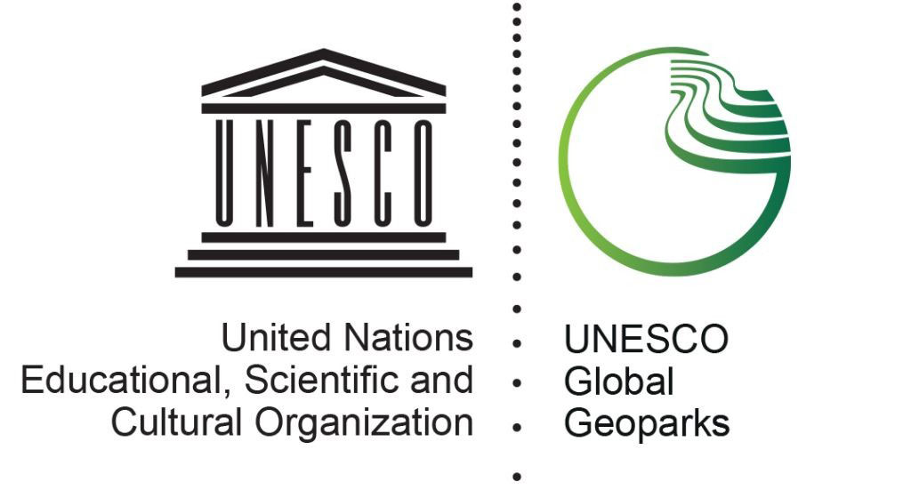 Unesco Global Geopark Logo